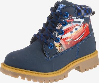 Disney Cars Stiefel in blau / mischfarben, Produktansicht