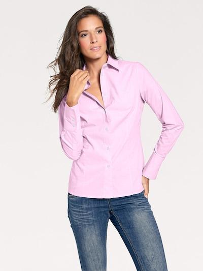 heine Bluzka w kolorze różowy pudrowym: Widok z przodu