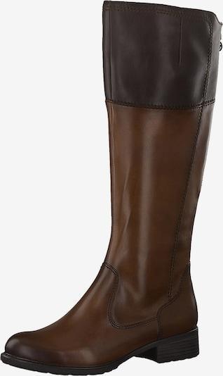 TAMARIS Stiefel in dunkelblau / braun, Produktansicht
