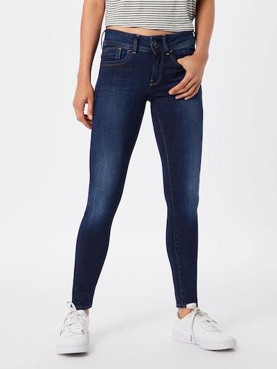 G-Star RAW Jeans 'Lynn' in navy: Frontalansicht
