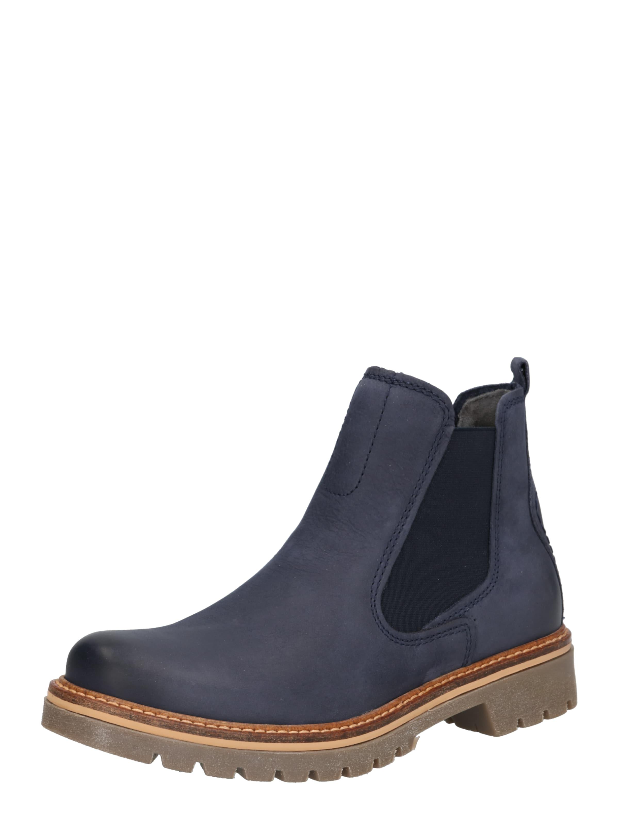 En Chelsea 'canberra' Boots Bleu Active Camel Denim 76IbfYvgym