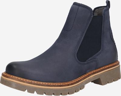 CAMEL ACTIVE Chelsea Boots 'Canberra' in taubenblau, Produktansicht