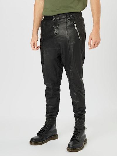 BE EDGY Spodnie 'BEMarius' w kolorze czarnym: Widok z przodu