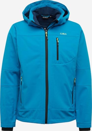 CMP Outdoorová bunda 'Zip Hood' - nebeská modř / černá, Produkt