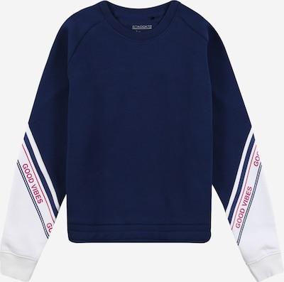 tengerészkék / rózsaszín / piszkosfehér STACCATO Tréning póló: Elölnézet