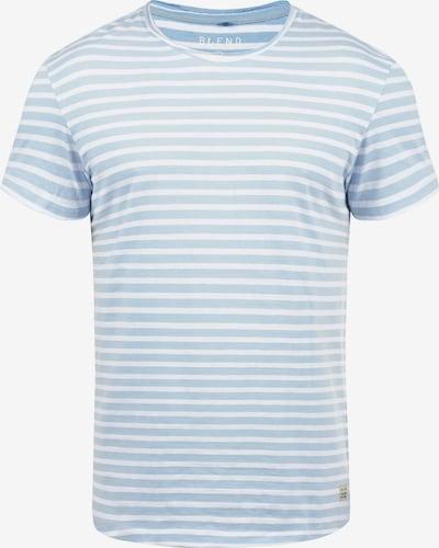 BLEND Shirt in blau / hellblau: Frontalansicht