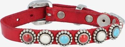 Campomaggi Armband in mischfarben / rot, Produktansicht