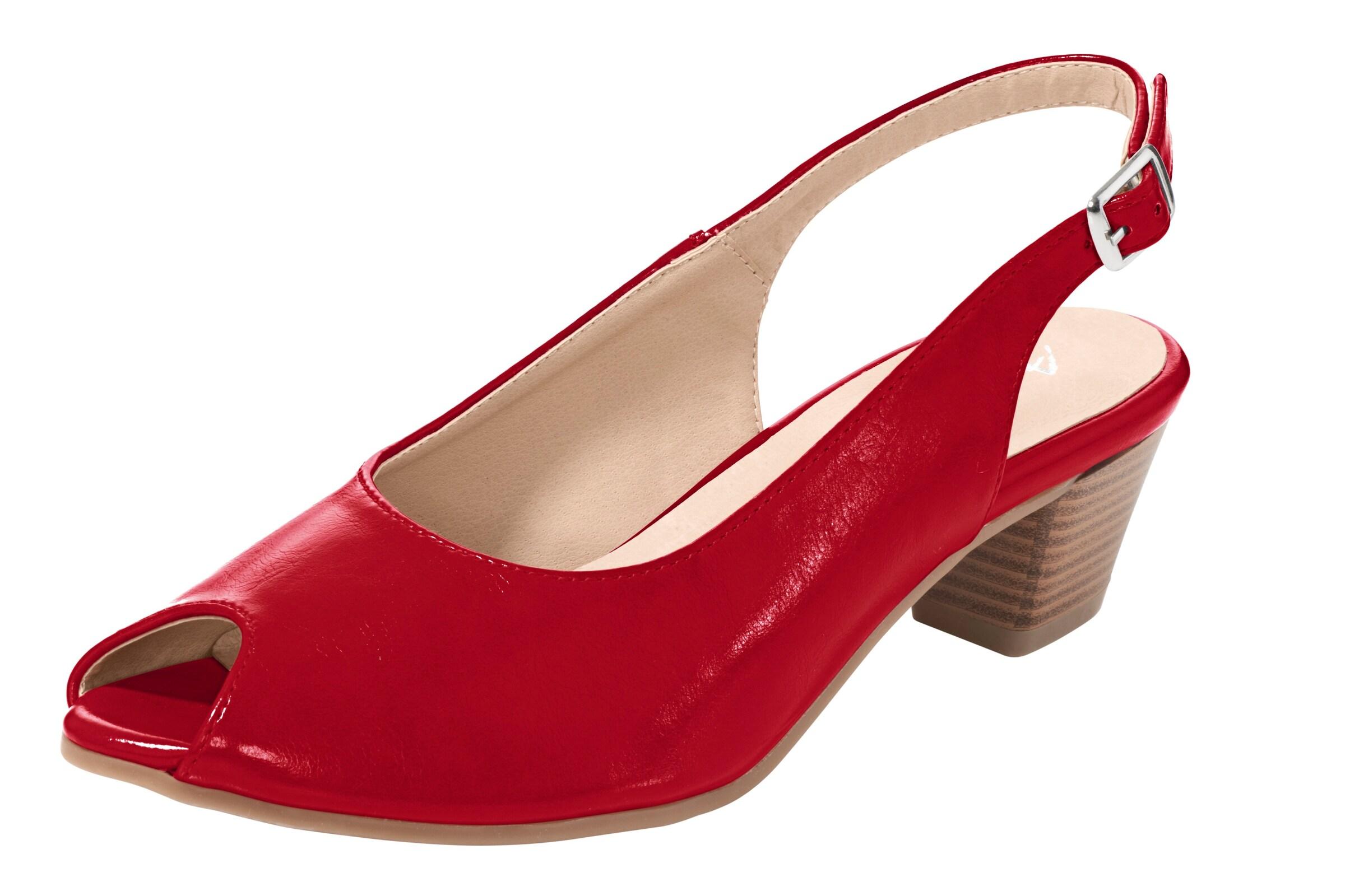 ANDREA CONTI Slingpumps Günstige und langlebige Schuhe