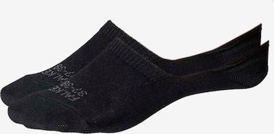 FALKE Füßlinge 'Step' in schwarz, Produktansicht