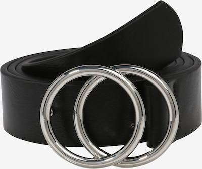 ABOUT YOU Kunstledergürtel 'Talea' in schwarz / silber, Produktansicht