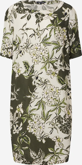 Marc O'Polo Kleid in grün / schwarz / weiß, Produktansicht