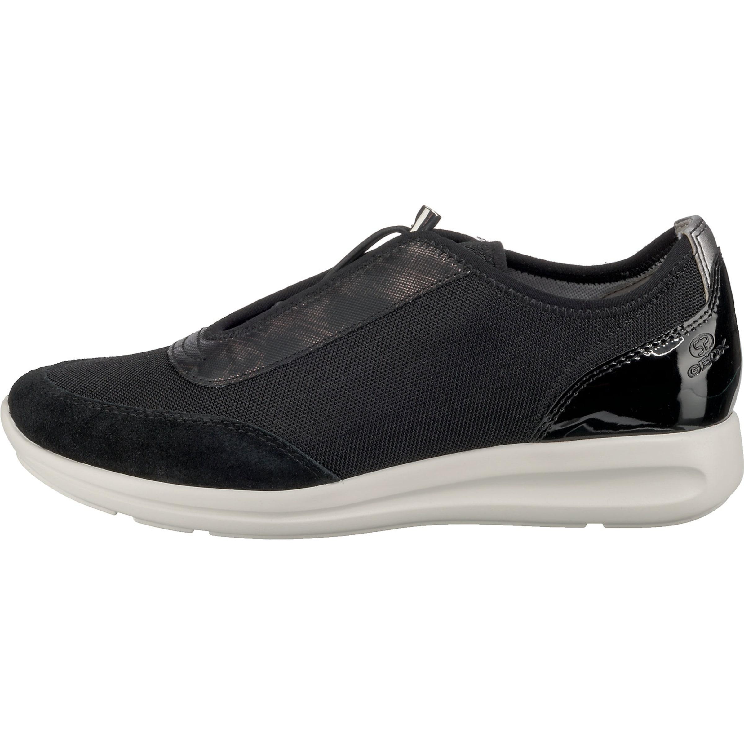 In Sneakers Geox In Geox Schwarz Sneakers QoWrdxeCEB