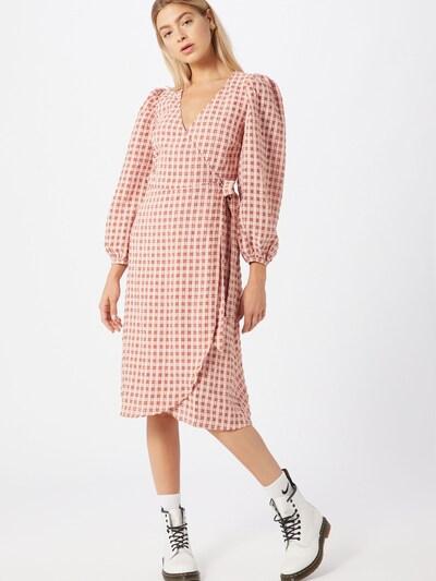 Moves Kleid 'Pimkie' in rosa / rot, Modelansicht