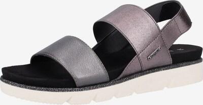 bugatti Sandalen in grau, Produktansicht