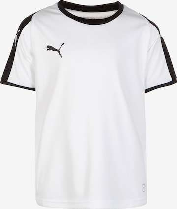 PUMA Fußballtrikot 'Liga' in Weiß