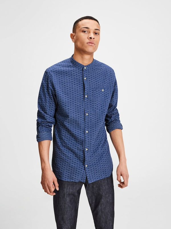 Jack & Jones Casual Long-sleeved Shirt