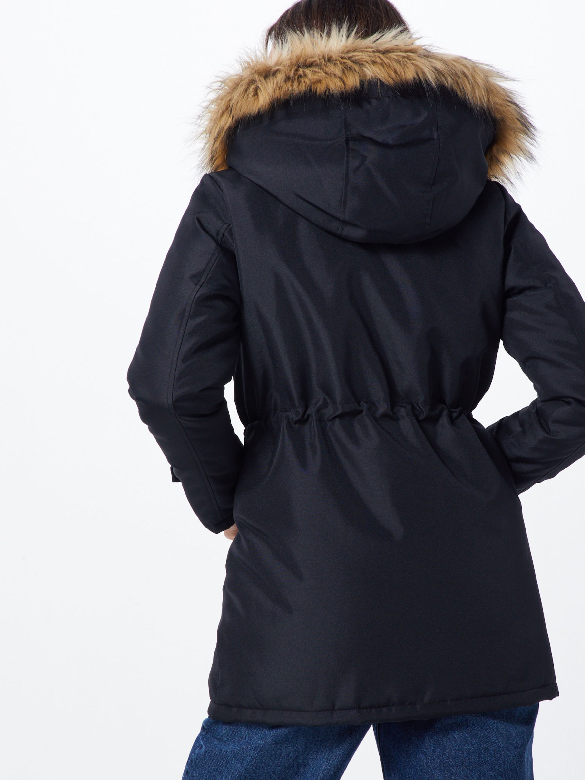 'nmlou D'hiver s Parka L May Jacket' Noir Noisy En SMVGqUzLp