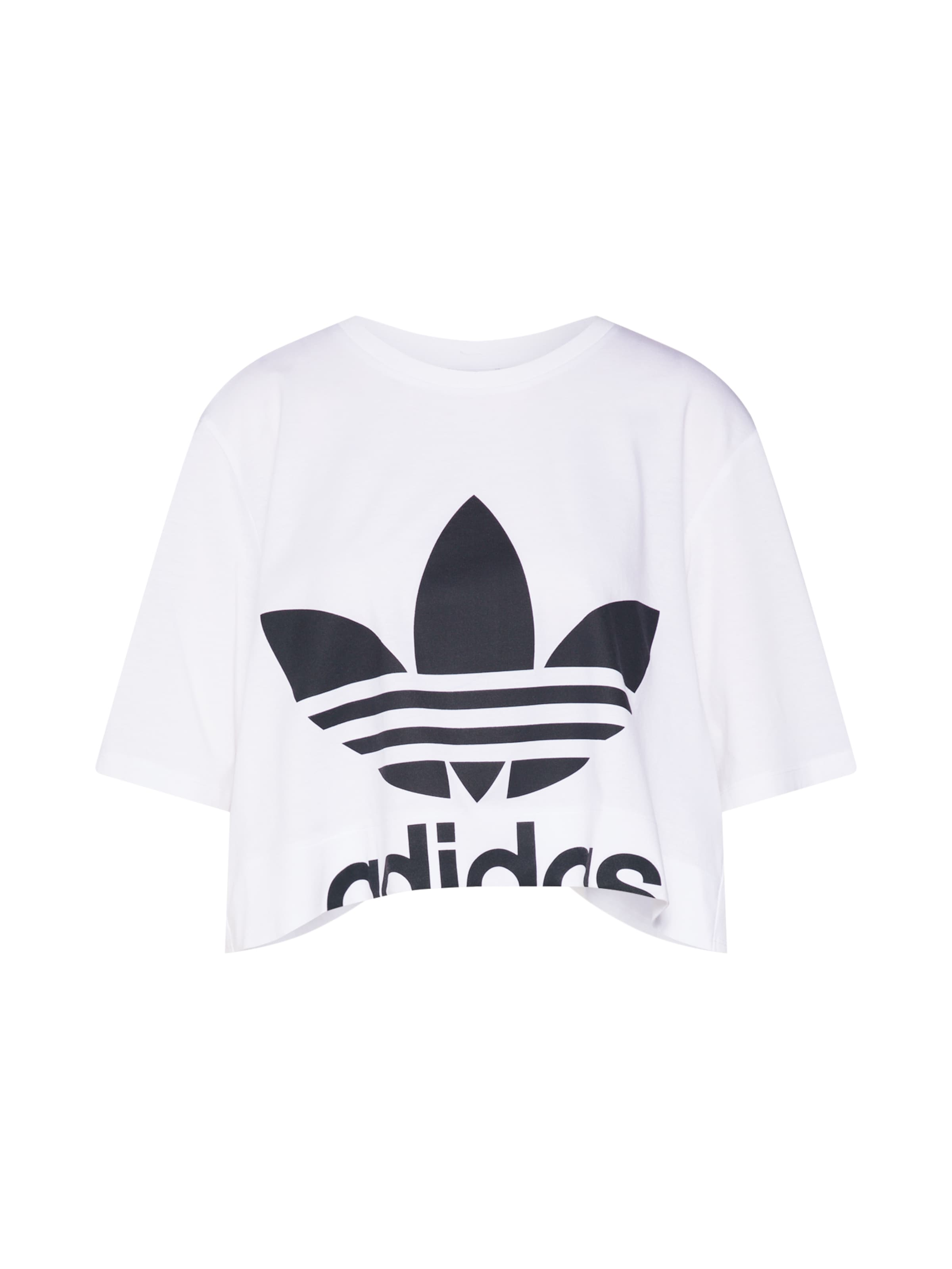 out shirt Adidas Tee' T 'cut En Originals NoirBlanc 7ybgIvYf6