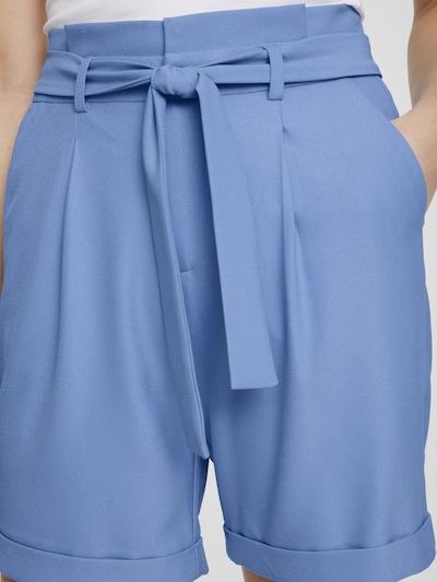 heine Shorts in hellblau: Frontalansicht
