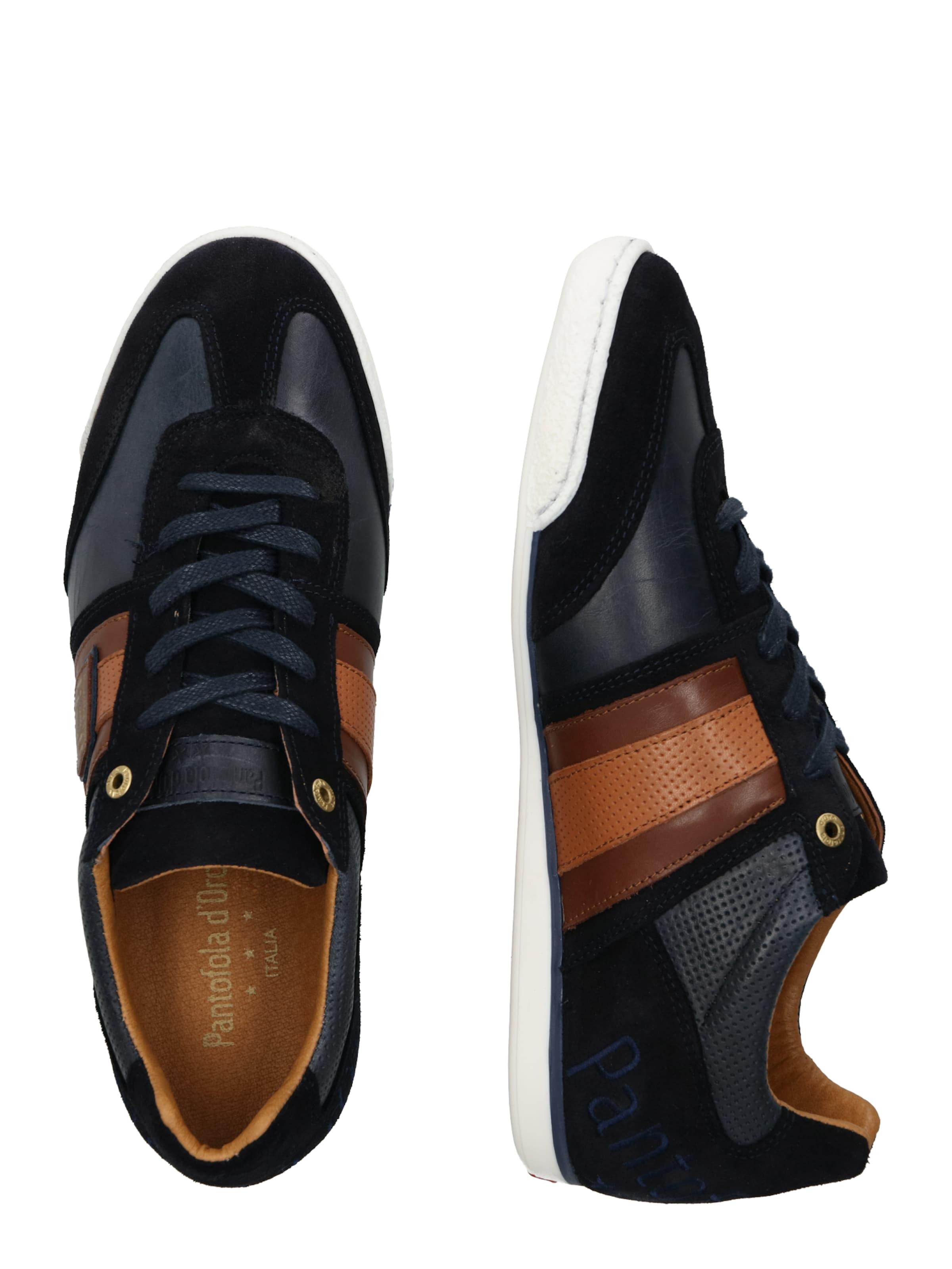 Nachtblau Sneaker Low' In Pantofola D'oro 'imola Scudo Uomo Ku1JcTlF3
