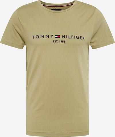tengerészkék / olíva / piros / fehér TOMMY HILFIGER Póló, Termék nézet