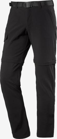 Maier Sports Hose 'Torid' in schwarz, Produktansicht