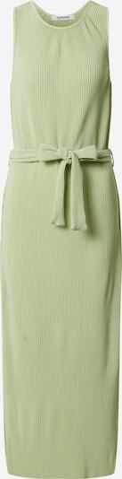 GLAMOROUS Kleit 'PISTACHIO PLISSE' roheline / kiivi / heleroheline, Tootevaade