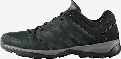 adidas Terrex Outdoorschuh 'DAROGA PLUS LEA' in dunkelgrün / schwarz, Produktansicht