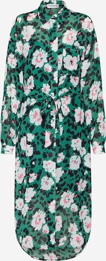 Essentiel Antwerp Kleid 'Voho' in grün / mischfarben, Produktansicht