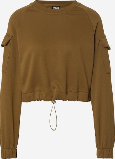Urban Classics Sweatshirt in karamell, Produktansicht