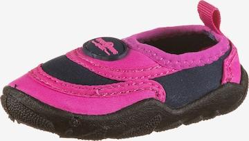 Aqua Lung Sport Wasserschuhe 'BEACHWALKER KIDS' in Pink