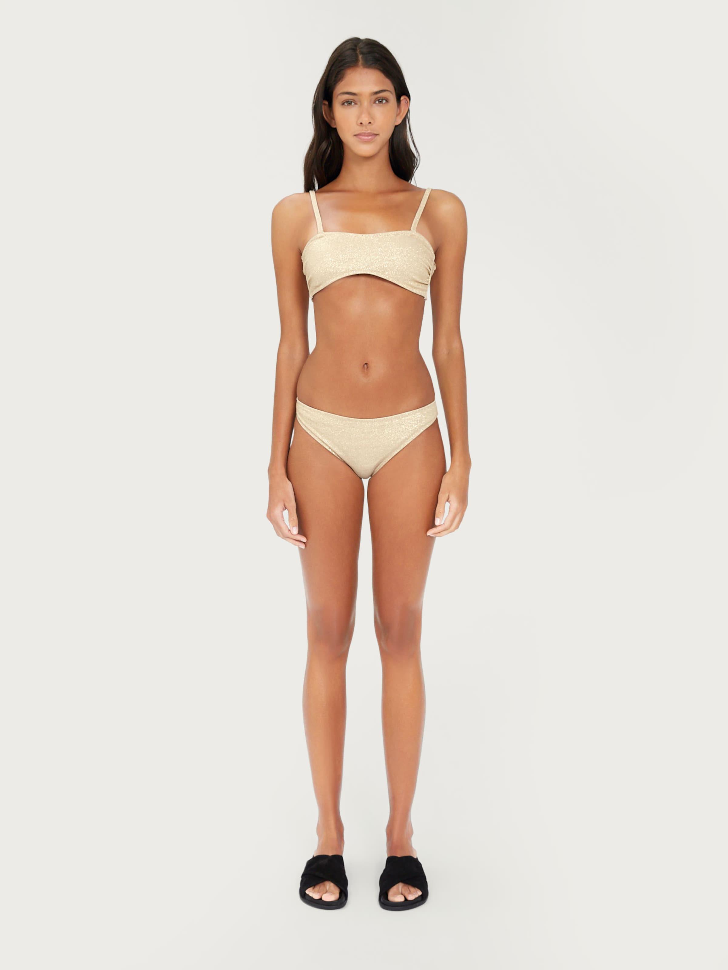 Edited Bikinitop In Goldgelb Goldgelb Edited Bikinitop 'perrin' In 'perrin' Edited mON8nw0v