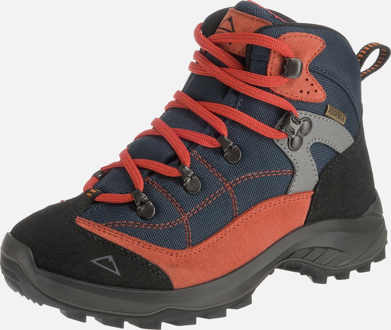 myToys-COLLECTION Outdoorschuhe 'Trek' in navy / melone / schwarz, Produktansicht