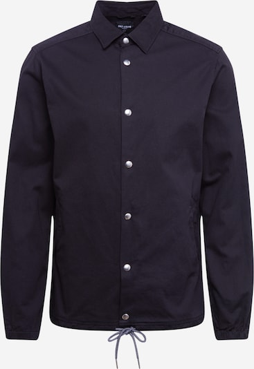 Only & Sons Jacke 'ONSWASHI SNAP SHACKET' in schwarz, Produktansicht