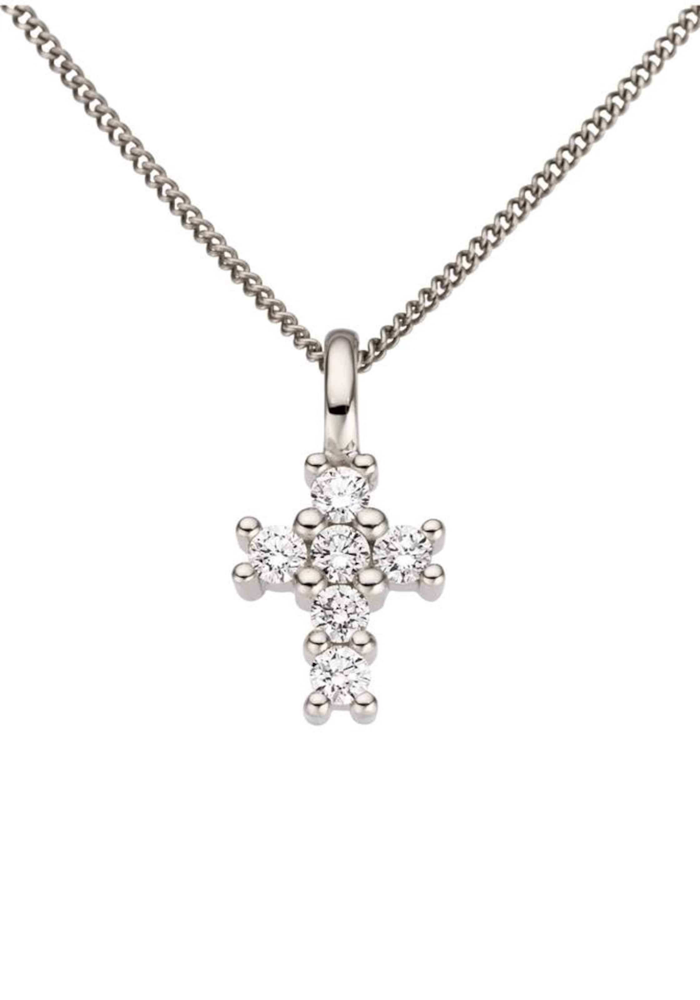 Offizieller Online-Verkauf Extrem Verkauf Online VIVANCE jewels Kreuzanhänger LFnJG