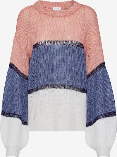 VILA Trui 'VIPADMA' in de kleur Blauw / Rosa / Wit, Productweergave
