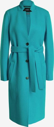 Palton de primăvară-toamnă SET pe turcoaz, Vizualizare produs