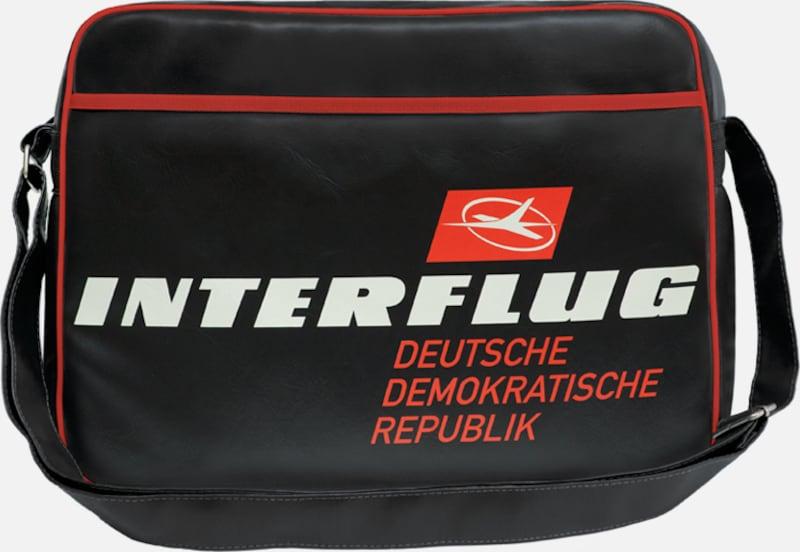 LOGOSHIRT Tasche 'Interflug �?DDR'