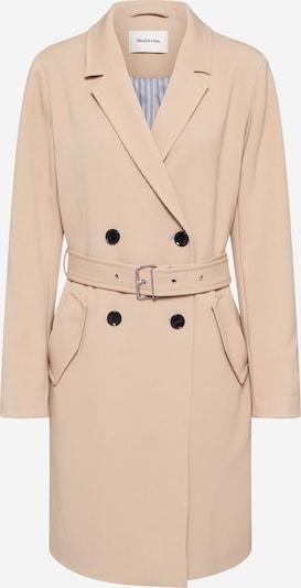 modström Płaszcz przejściowy w kolorze piaskowym, Podgląd produktu