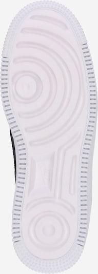 Nike Sportswear Sneaker in schwarz / weiß: Ansicht von unten