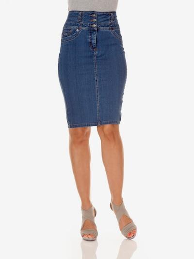 heine Suknja u plava: Prednji pogled