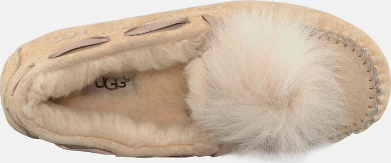 UGG Hausschuh 'Dakota PomPom'