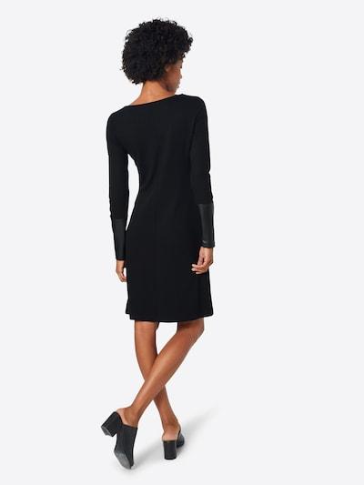 ABOUT YOU Kleid 'Mia' in schwarz: Rückansicht