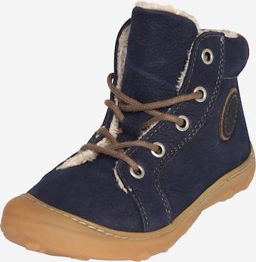 Pepino Schuh in Blau