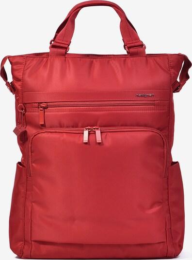 Hedgren Rucksack 'Leila' in rot, Produktansicht