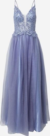 mascara Večerné šaty 'LEAF SEQUIN' - modrosivá, Produkt