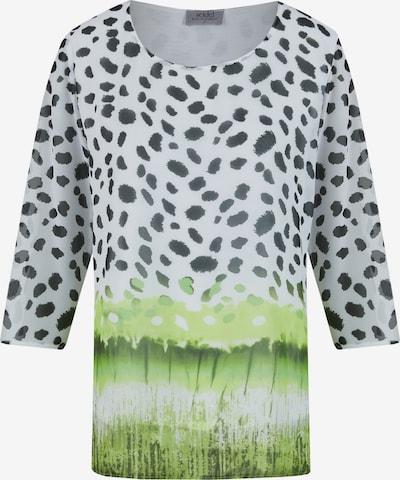 Seidel Moden Bluse in mischfarben, Produktansicht