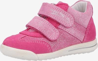 SUPERFIT Lauflernschuhe 'Avrile' in pink / rosa: Frontalansicht