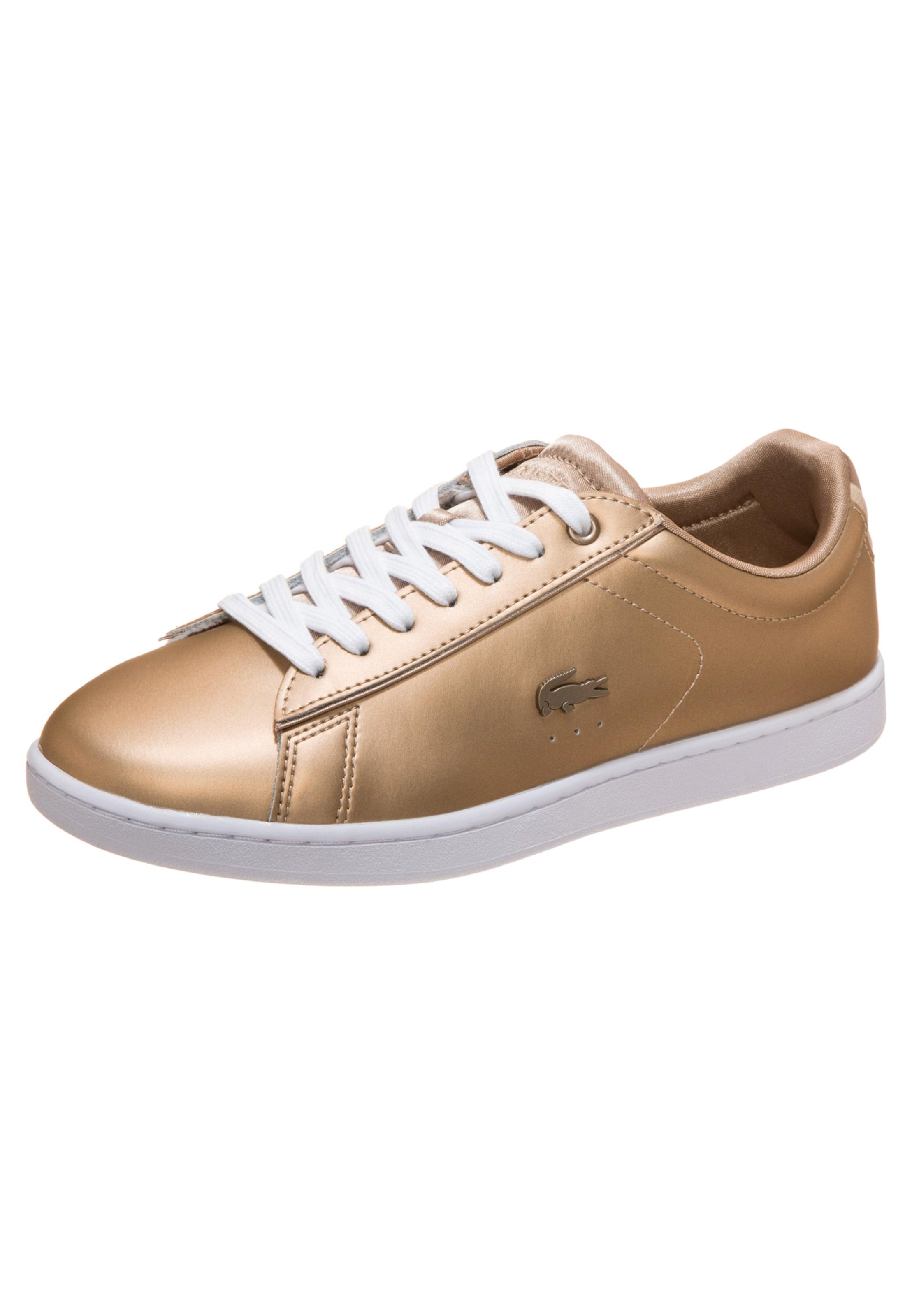 LACOSTE Carnaby Evo Sneaker Damen Hohe Qualität
