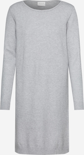 VILA Strickkleid in grau: Frontalansicht